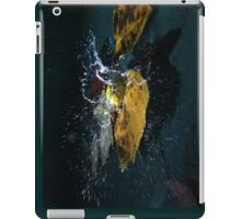 Autumn windfall iPad Case/Skin