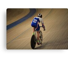 racing Bicycle Canvas Print