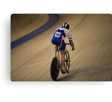 racing Bicycle Canvas Print