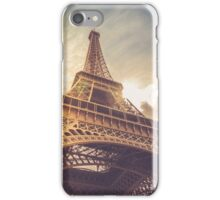 Paris dreaming iPhone Case/Skin