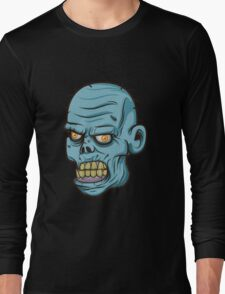 T-shirt Zombie Long Sleeve T-Shirt