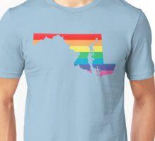 rainbow maryland Unisex T-Shirt