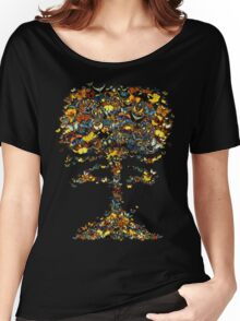 Atomic Butterfly Women's Relaxed Fit T-Shirt