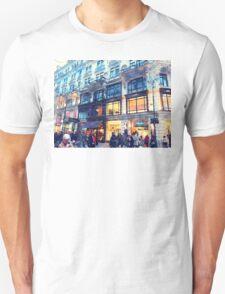 Vienna street Unisex T-Shirt