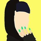 Lily Allen by emziiz