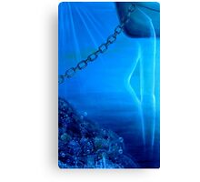 Spirit of the Abyss Canvas Print