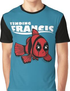 Finding Francis Graphic T-Shirt