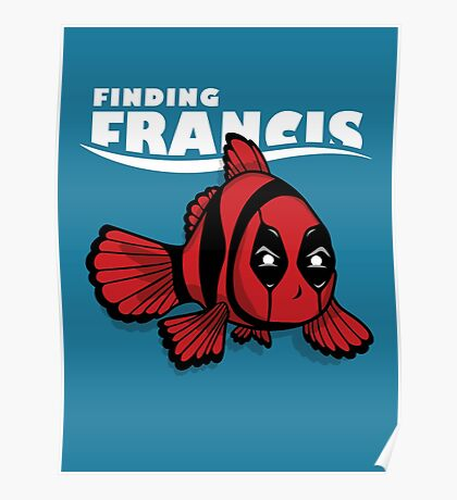 Finding Francis Poster