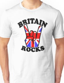 BRITAIN ROCKS Unisex T-Shirt