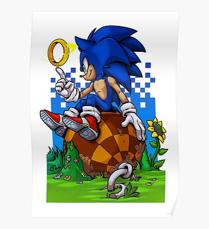 Sonic: Return to Green Hill Poster