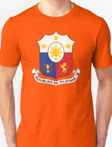 Philippines Coat Of Arms Unisex T-Shirt
