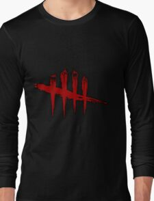 Dead By Daylight Long Sleeve T-Shirt