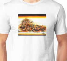 Autumn Leaves Collage T-Shirt