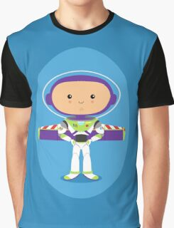 Space Ranger Graphic T-Shirt