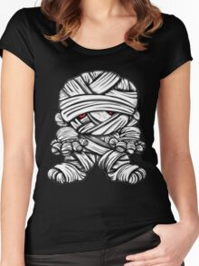 mummy Women's Fitted Scoop T-Shirt