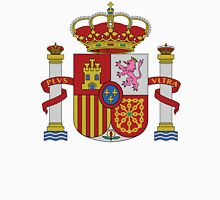 Spain Coat Of Arms Unisex T-Shirt