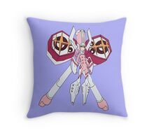 Jakuzure - Symphony Regalia Mk II Throw Pillow