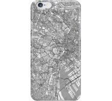 Tokyo Map Line iPhone Case/Skin