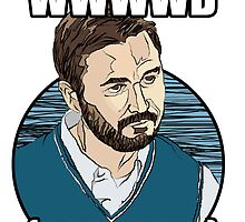 WWWWD - What Would Wil Wheaton Do? (Safe) by HenryGaudet