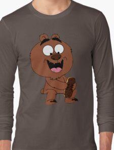 Malloy from Brickleberry Long Sleeve T-Shirt