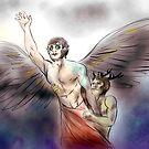 Hannibal - Dark Angel by Furiarossa