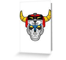 Legendary Defender Greeting Card