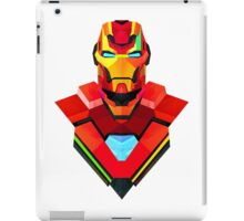 GRAPHIC IRON MAN iPad Case/Skin