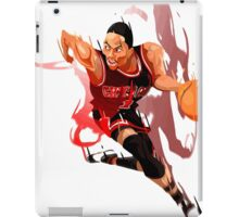 derrick rose  iPad Case/Skin