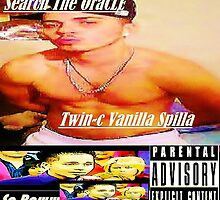 TWIN-C VANILLA SPILLA, SO RAWW RAP THRILLA!, by hiphopsfinestw
