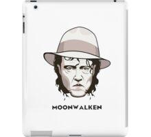 moonwalker iPad Case/Skin