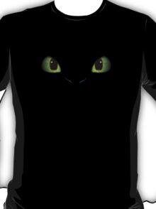 Night Fury - Black Only T-Shirt