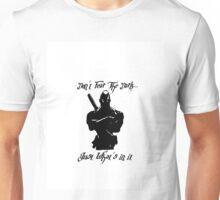 """Don't Fear The Dark"" Artwork by Carter L. Shepard"" Unisex T-Shirt"