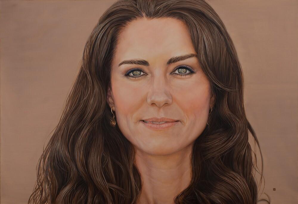 Catherine, Duchess of Cambridge by modernlifeform