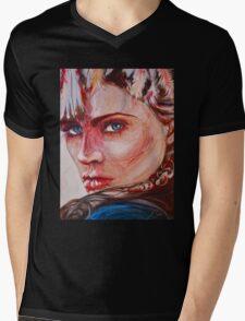 indy Mens V-Neck T-Shirt