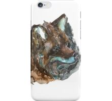 FOX#1 iPhone Case/Skin
