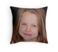 Courtney Kaj Matheson. Throw Pillow