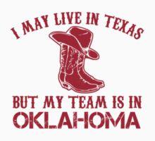 Oklahoma Fan in Texas by jacksboston