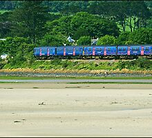""""""" The Park and Ride train"""" by Malcolm Chant"""