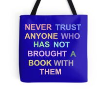 Lemony Snicket Tote Bag