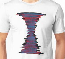 Abstract hourglass  Unisex T-Shirt