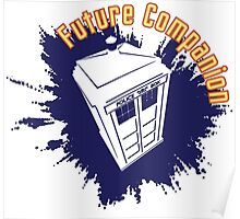 Doctor Who: Future Companion with TARDIS  Poster