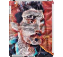 Freddie Mercury electrified iPad Case/Skin