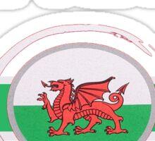 Wales National Football Team Sticker