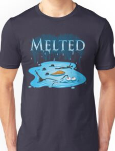 Melted Unisex T-Shirt