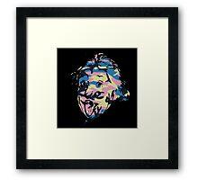 Genius in disguise Framed Print
