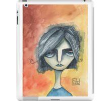 Sarah iPad Case/Skin