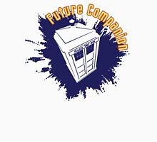 Doctor Who: Future Companion with TARDIS  Unisex T-Shirt