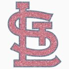St. Louis Cardinals Typography Logo by Joe Hammel