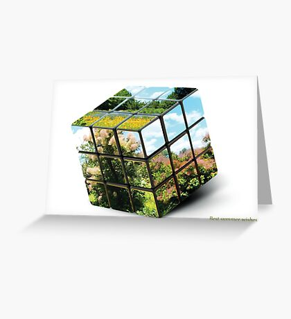 My Countryside  Greeting Card