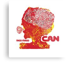 Can Tago Mago Metal Print